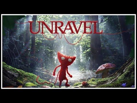 [Unravel] - Ep 02 - La mer [FR] [PS4]