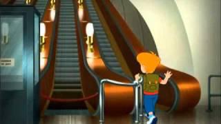 Правила безопасного поведения детей в городе