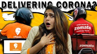 Zomato vs Swiggy || Is It Really Safe ? || We Took The Risk 😱