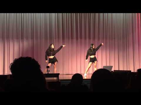 Flame- Newcomers High School 2018 Talent show dance cover by Xi Yan & Nanling Gao