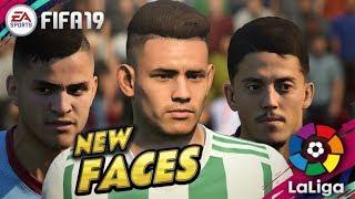 FIFA 19 | TODAS LAS NUEVAS CARAS LA LIGA - HD