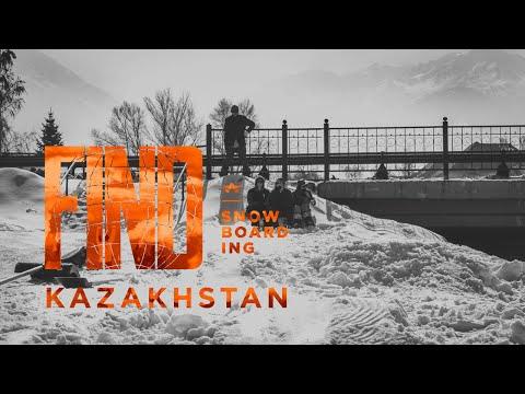 Rome Snowboards Present: Find Snowboarding: KAZAKHSTAN
