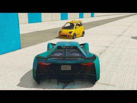 MINIJUEGO! PARA EL MINICOCHE! - GTA 5 ONLINE - GTA V ONLINE