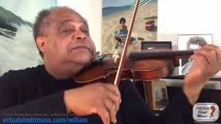 Violin Lesson - How to Develop a Continuous Vibrato