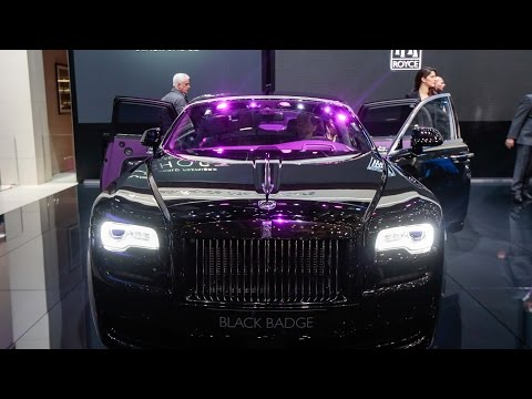 Rolls-Royce SUV and Electric Car Are on the Horizon, CEO Says