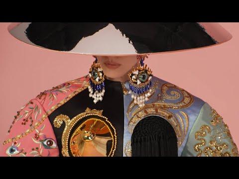 'The Matador' el fashion film de Schiaparelli Alta Costura otoño/invierno 2021-2022