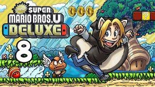 Let's Play New Super Mario Bros. U Deluxe [German][#8] - Undurchsichtige Sicht!