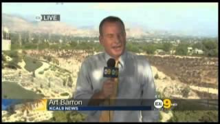 California : Foul Sulfur (Brimstone) Smell reeks havoc across Southern California (Sept 10, 2012)