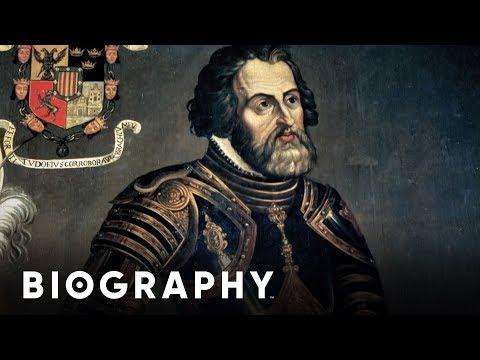 Hernán Cortés - Explorer | Mini Bio | BIO