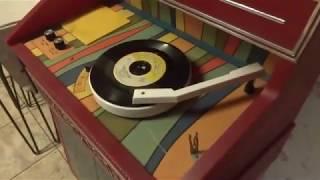 1960s Jukebox Jamboree Record Player by Emenee