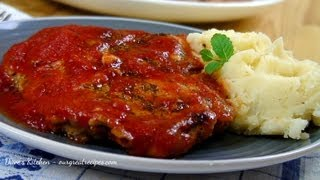 Spiced Pork Chops in Tomato Sauce