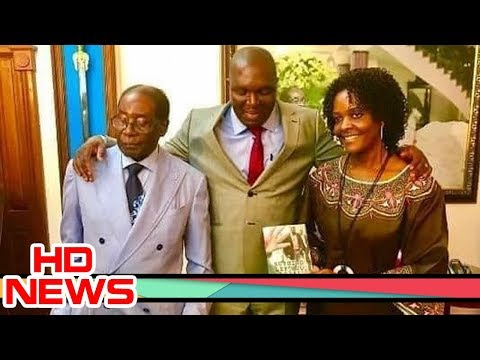 This is how ex president Mugabe celebrated Independence Day after snubbing Mnangagwa's invitation