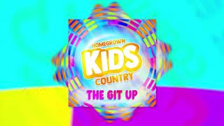Homegrown Kids - The Git Up (Official Audio)