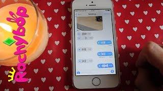 Audio Messaging with iOS 8 | Rachybop