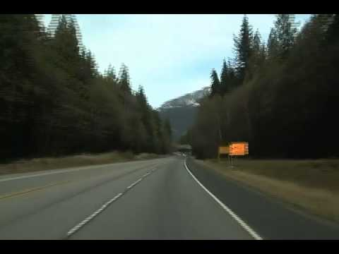 Vancouver to Whistler in Six Minutes - Sea to Sky Highway Time-Lapse