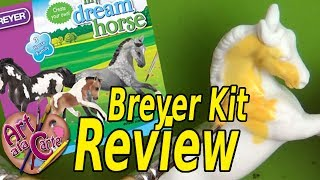 Breyer Horse Model Painting Kit Review and Tips
