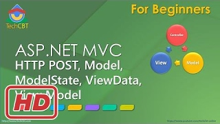 [Javascript Tutorial] ASP.NET MVC Fundamentals - Part 03 - HTTP POST, ViewData, ModelState, Model,