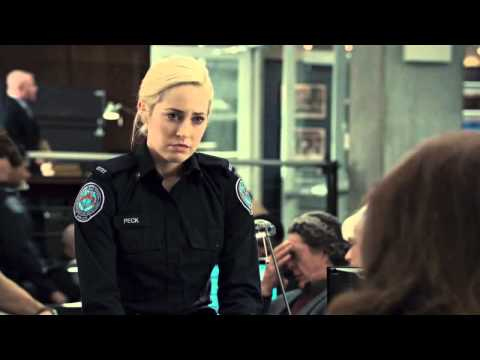 gail & holly - crowd surf off a cliff - rookie blue