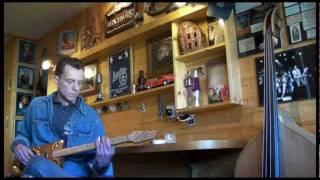The Regulator Resonator Cigar Box Guitar By Junksville