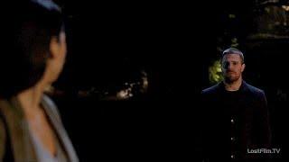 """Оливер Куин впервые встречает свою сестру Эмико """"Новая Зеленая Стрела"""". Стрела"""