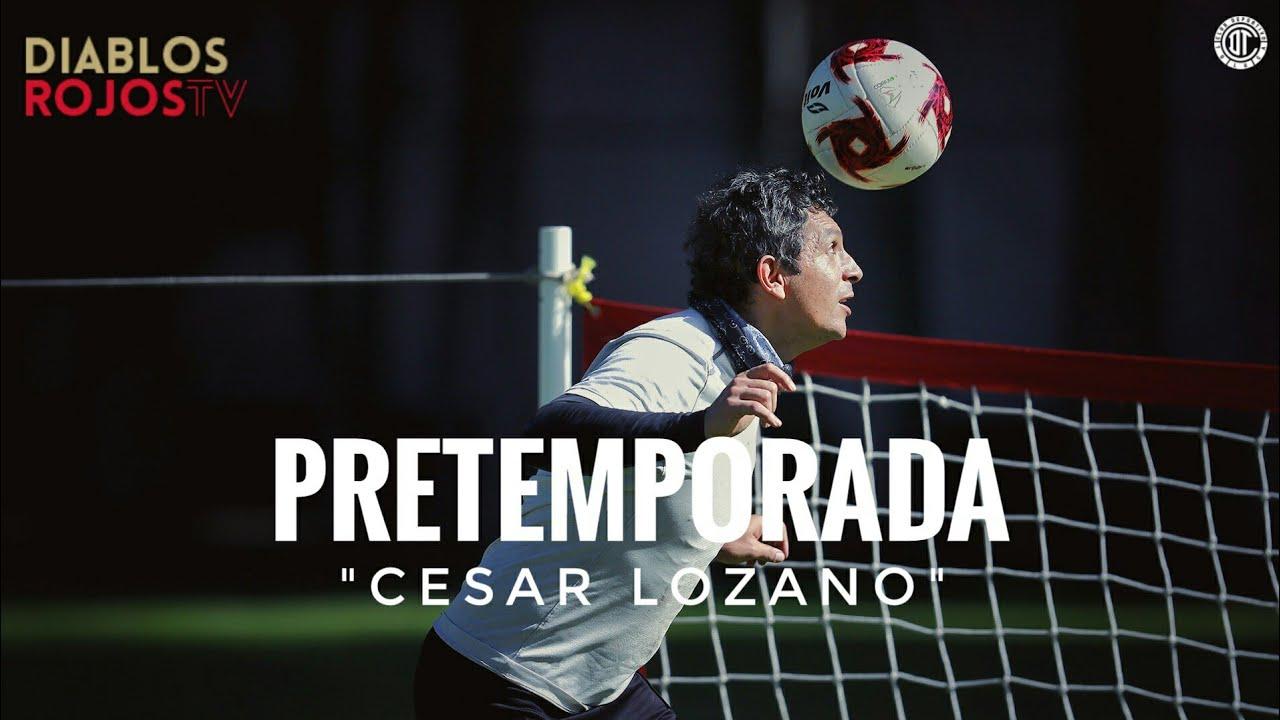 """Pretemporada Diablo 10 De Julio 2020 """"César Lozano"""""""