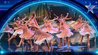 ¡BRAVO! Gran HOMENAJE a la comunidad AFROAMERICANA | Semifinal 1 | Got Talent España 5 (2019)