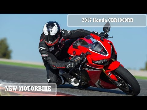 Honda CBR1000RR Review and Price 2017