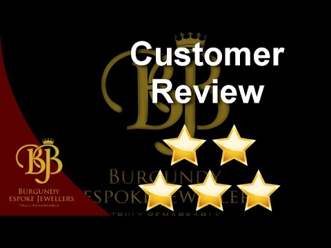Burgundy Bespoke Jewellers Surfers Paradise Wonderful 5 Star Review by Sarah and Jonathan W