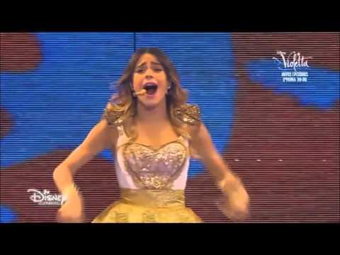 Violetta Live - En mi mundo
