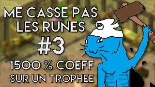 (DOFUS) ME CASSE PAS LES RUNES ! #3 MA STRIGIDE ... :