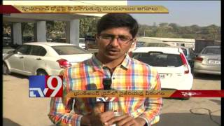 Police gets tough with Drunk Drivers in Hyderabad - TV9