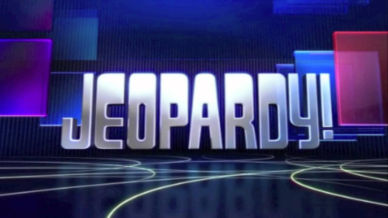 jeopardy 2001 alternate theme youtube