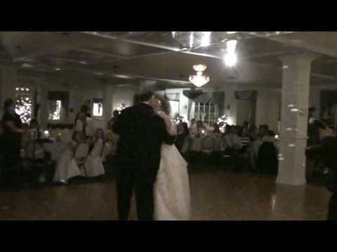 Wedding of Terry Smith and Joy Renee (First Dance)
