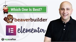 Beaver Builder Vs Elementor Pro - Top 2 Best WordPress Page Builders Compared