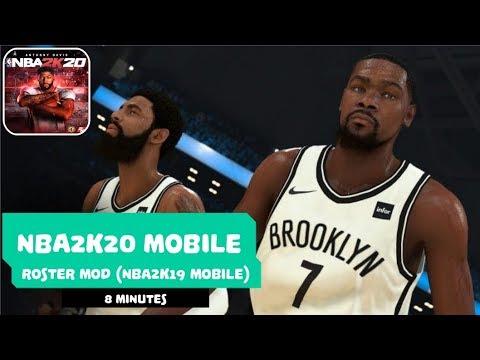 Nba 2k Mobile Mod