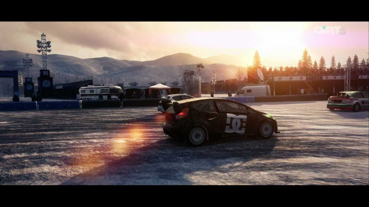 DiRT 3 Aspen replay - Codemasters Racing - YouTube