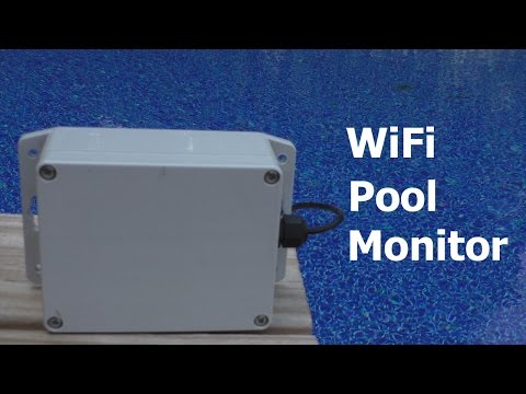 WIFI Pool Temperature Monitor - Part 1