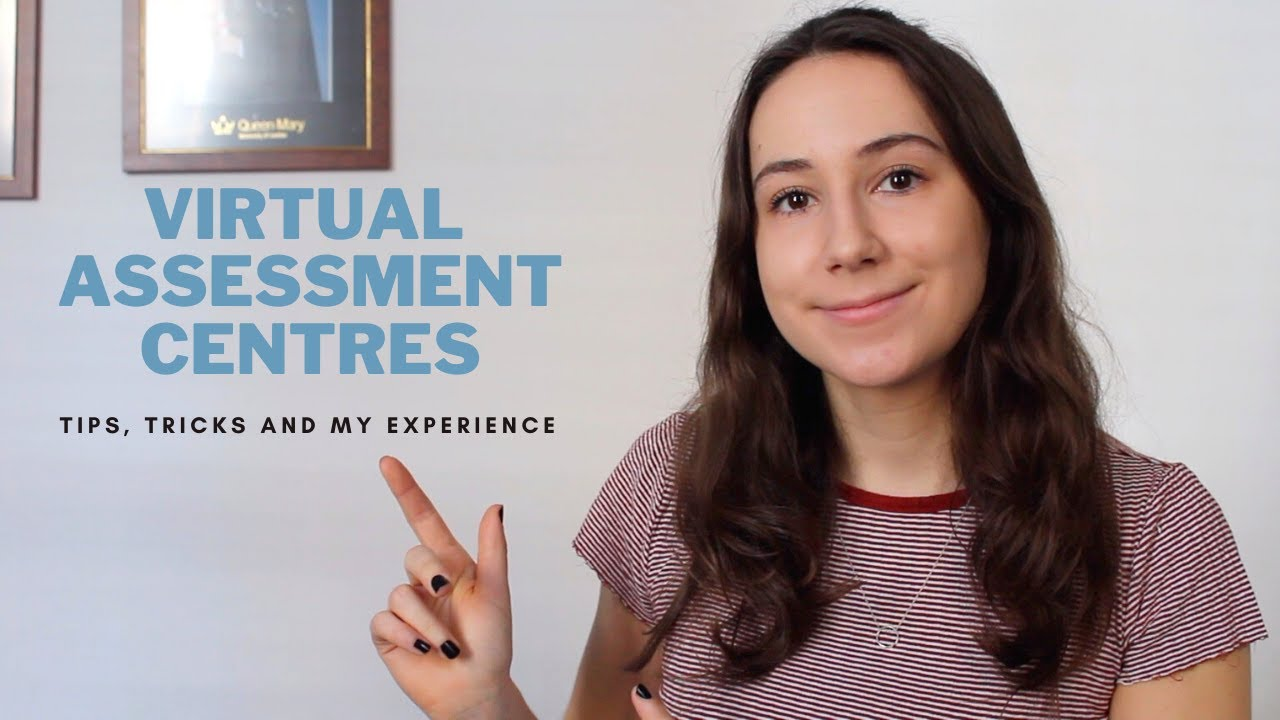 5 tips to nail your virtual assessment centre!