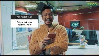 Ask Me Question Bersama Faizal Tahir