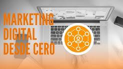 Marketing digital desde cero