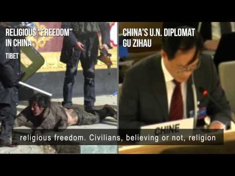 "China & ""freedom of religion"" at the UN ""Human Rights"" Council"