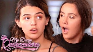 fake friends try to crash my quince | My Dream Quinceañera - Miranda EP 4
