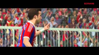 PES 2015 | Launch trailer | #4ThePlayers