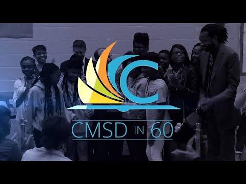 CMSD in 60 - Week of September 18