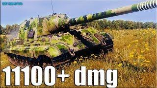 Абсолютный рекорд по урону на Jagdtiger World of Tanks