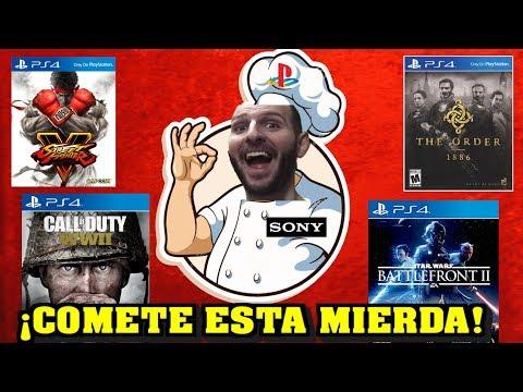 ¡SONY PUBLICITA MIERDA PARA QUE TE LA COMAS EN PS4! - Sasel - Nintendo - Microsoft