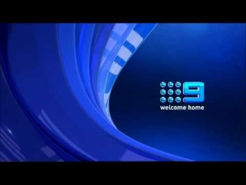 Channel 9 Ident 2012 (NEW) (15/4/2012)