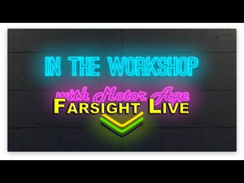 In The Workshop #28 - Fix Cars With Live Expert Support From Farsight