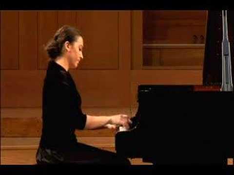 Irena Koblar, Scarlatti Sonata K. 119 in D major