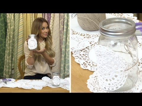 Lauren Conrad: Country Chic Table Settings